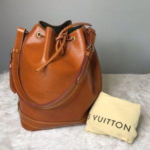 Louis Vuitton Epi Noe gm